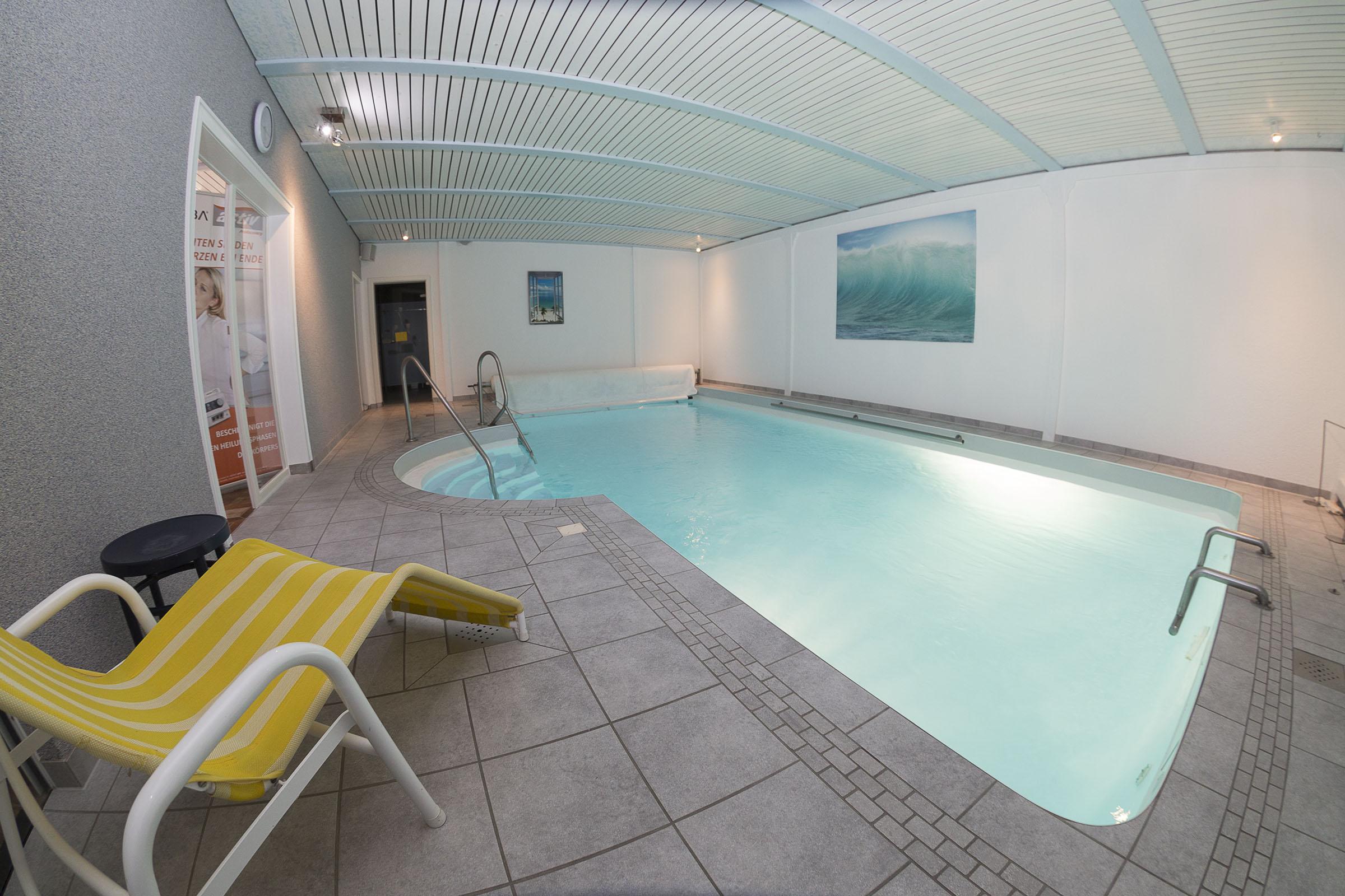 Pool für Wassergymnastik